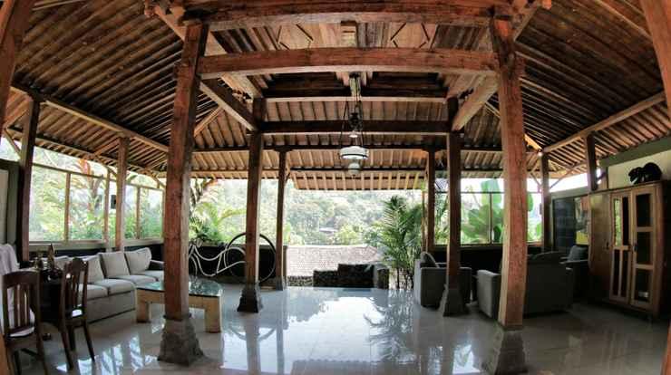 LOBBY Tirta Arsanta Hot Springs & Villa