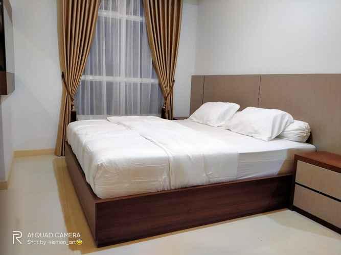 BEDROOM Pelita Apartment 2 BR Borneo Bay Balikpapan