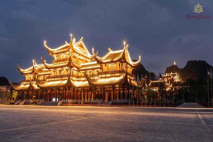 EXTERIOR_BUILDING Tam Chuc Complex