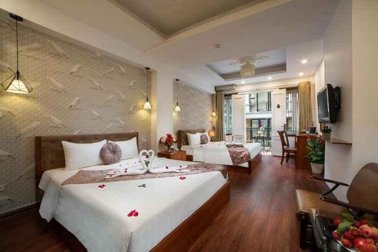 BEDROOM Iris Legend Hotel