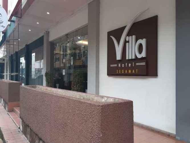 EXTERIOR_BUILDING Villa hotel