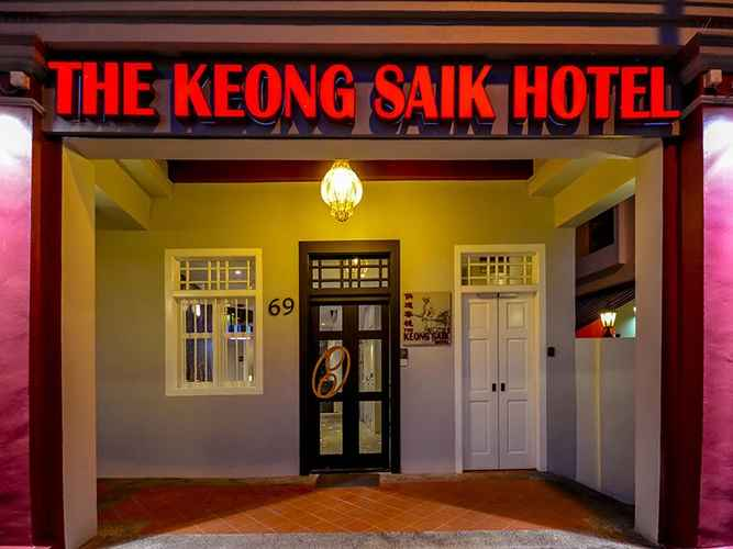 EXTERIOR_BUILDING The Keong Saik Hotel