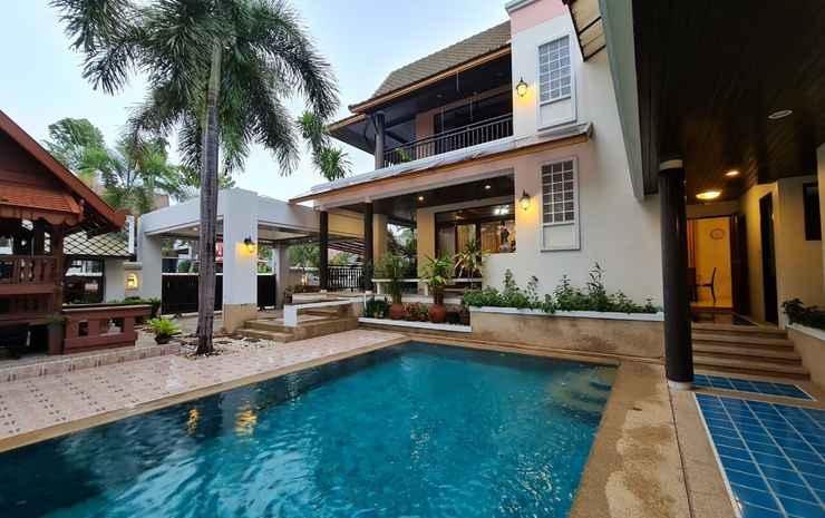 Punnapha Pool Villa Pattaya Chonburi -