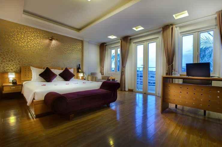 BEDROOM La Storia Ruby Hotel
