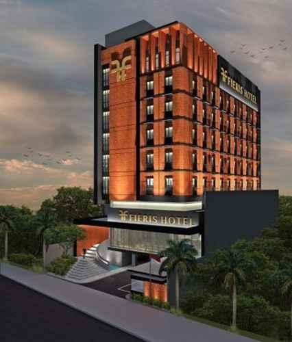EXTERIOR_BUILDING Fieris Hotel