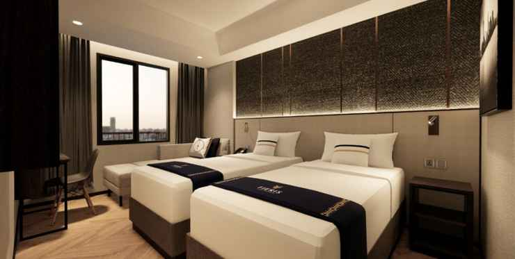 BEDROOM Fieris Hotel