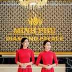 LOBBY Khách sạn Minh Phú Diamond Palace