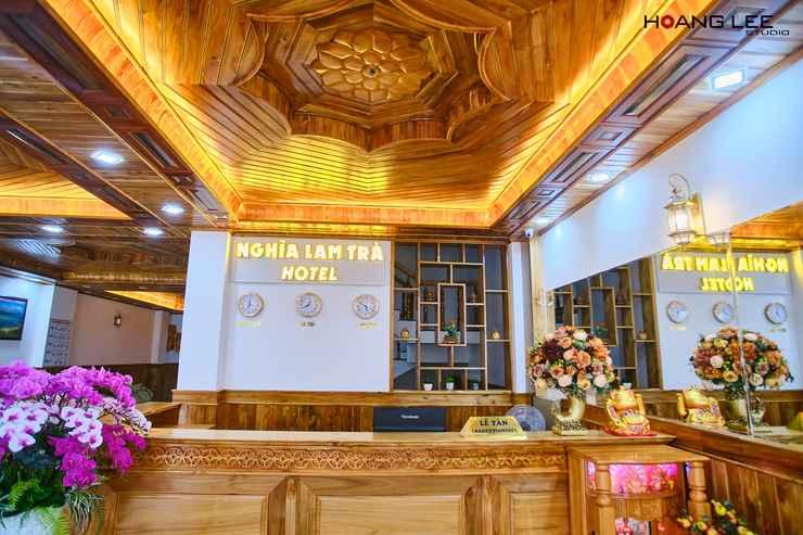 LOBBY Nghia Lam Tra Hotel