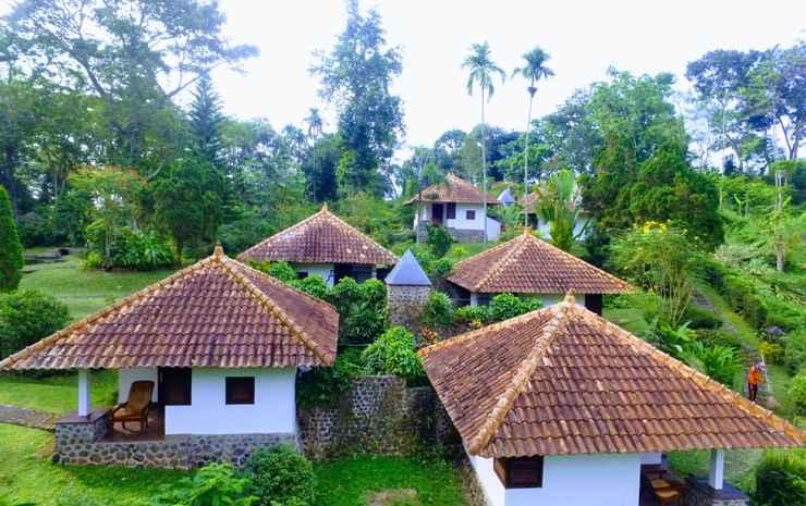 Ecolodge Seloliman Pasuruan - Bungalow