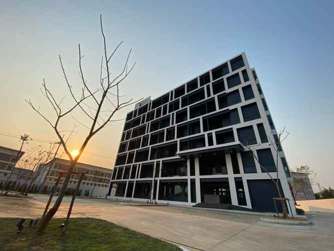 EXTERIOR_BUILDING Blu Monkey Hub and Hotel Chanthaburi
