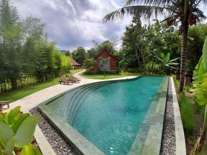 SWIMMING_POOL Chandaka Borobudur