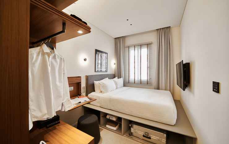 Wanderlust, The Unlimited Collection by Oakwood Singapore - Deluxe Room