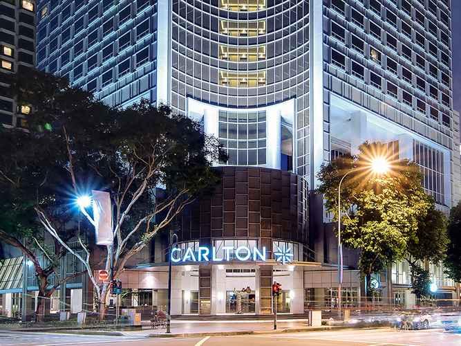 EXTERIOR_BUILDING Carlton Hotel Singapore