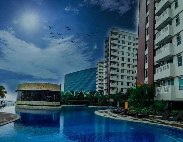 SWIMMING_POOL Star Apartment 3 BR Borneo Bay Balikpapan