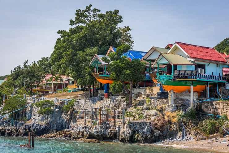 LOBBY Rimtalay Resort Koh Sichang
