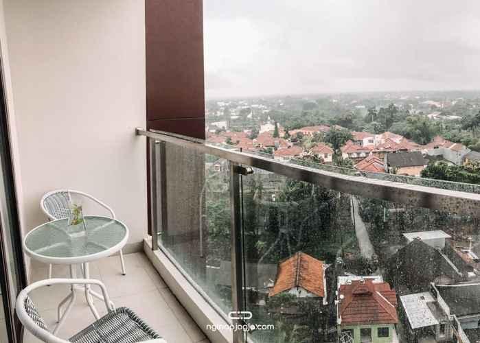BEDROOM Nginap Jogja at Patraland Amarta 2 BR Premium