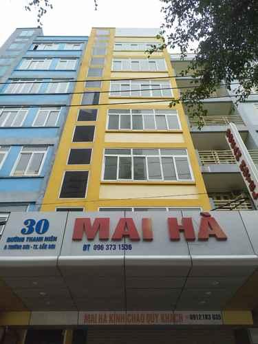 EXTERIOR_BUILDING Khách Sạn Mai Hà