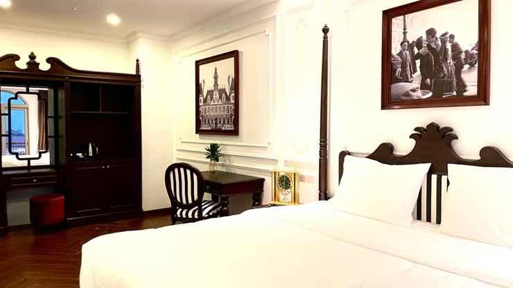 BEDROOM Mia Hotel & Apartment