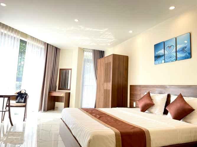 BEDROOM Khách Sạn Marina Bình Dương