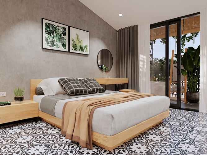 BEDROOM La Hotel Hang Xanh