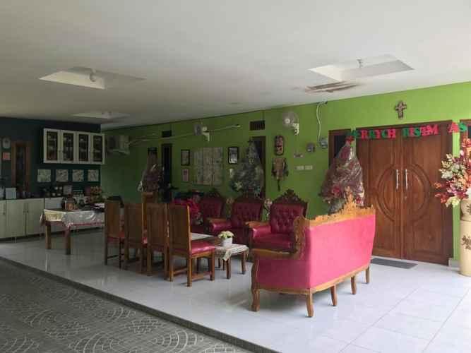 LOBBY Rumah Kost MAPLE Winangun