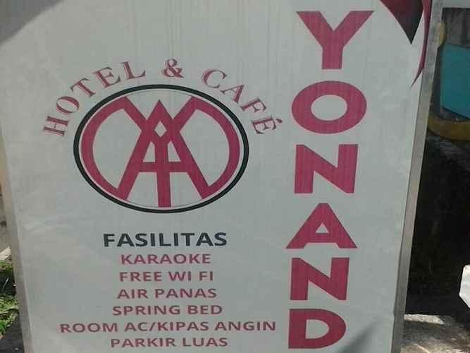 HOTEL_SERVICES Hotel Yonanda