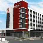 EXTERIOR_BUILDING Summit Hotel Naga