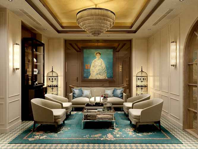 LOBBY La Passion Hanoi Hotel & Spa