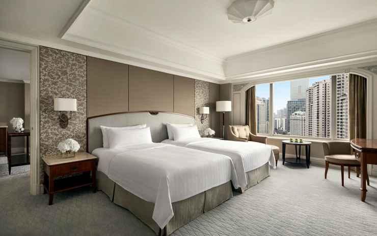 Shangri-La Hotel - Jakarta Jakarta - Kamar Deluks, 2 Tempat Tidur Twin