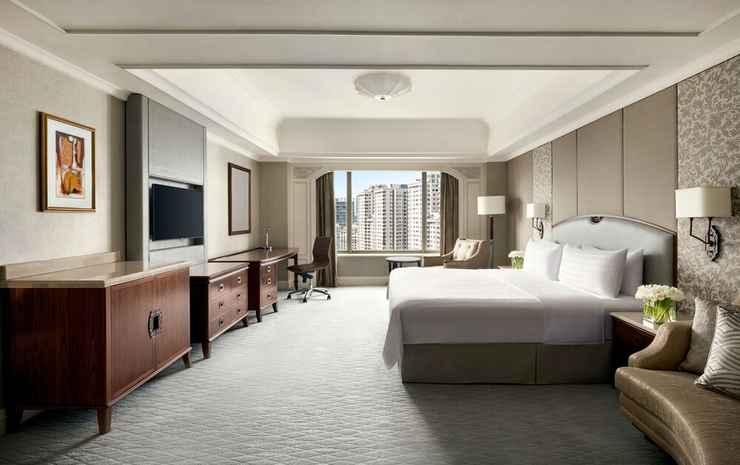 Shangri-La Hotel - Jakarta Jakarta - Kamar Deluks, 1 Tempat Tidur King