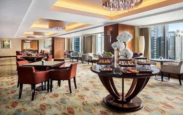 Shangri-La Hotel - Jakarta Jakarta - Horizon, Kamar Deluks, 2 Tempat Tidur Twin