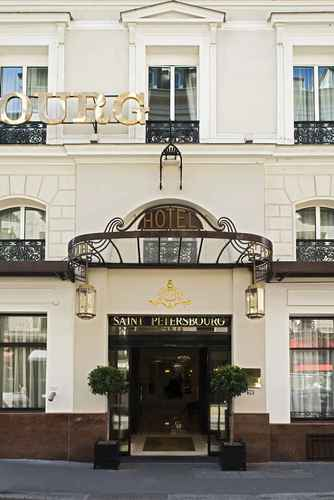Featured Image Hotel Saint Pétersbourg Opéra