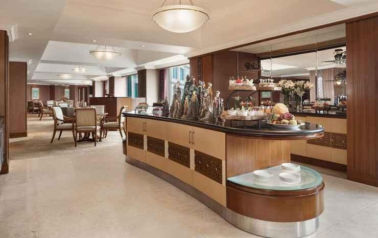Shangri-La Hotel Surabaya Surabaya - Horizon Club, Kamar Deluks, 1 Tempat Tidur King