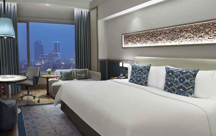 Shangri-La Hotel Surabaya Surabaya - Kamar Deluks, 1 Tempat Tidur King