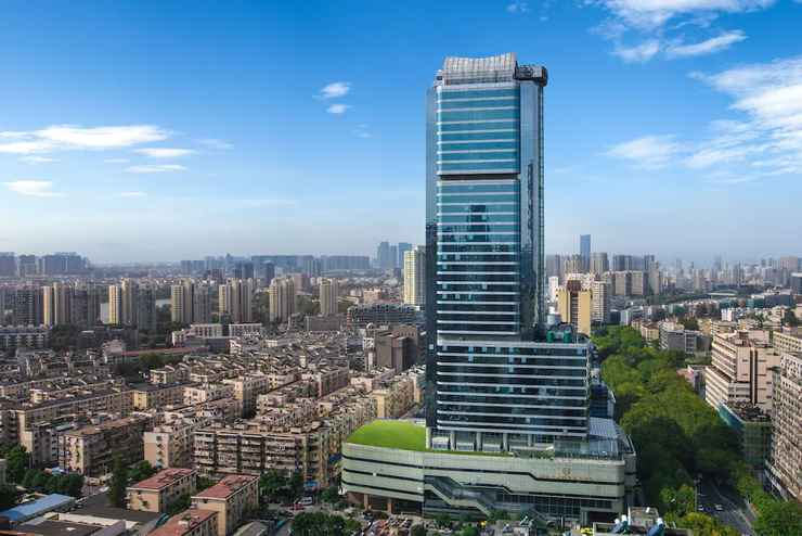 Featured Image โรงแรมและอาคาร เชอราตัน นานจิง คิงสลีย์