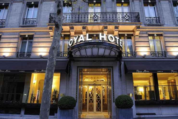 Featured Image Royal Hotel Paris Champs Elysées
