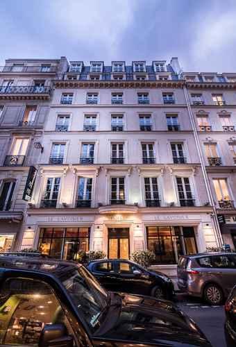Featured Image Hôtel le Lavoisier
