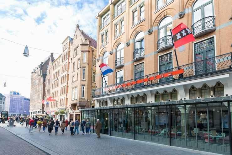 Featured Image Hotel Amsterdam - De Roode Leeuw