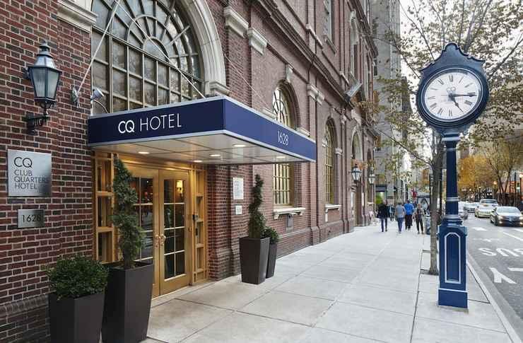 Featured Image Club Quarters Hotel in Philadelphia