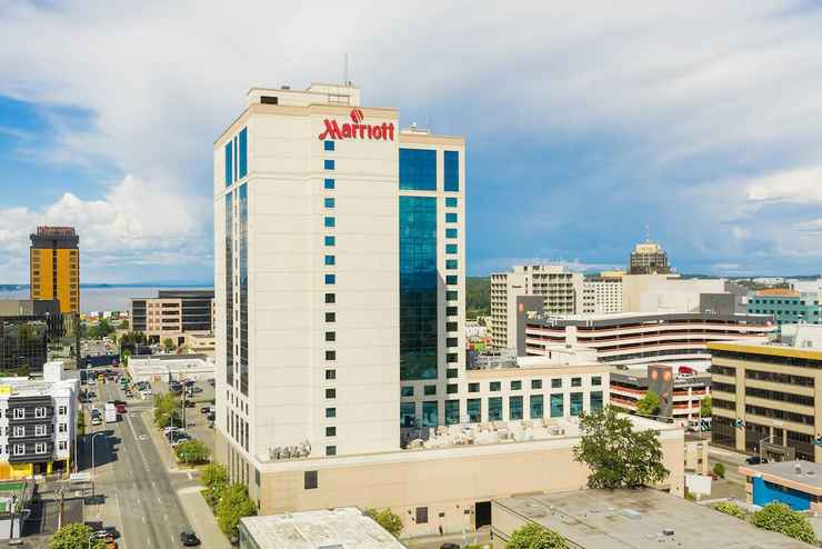 Featured Image Marriott Anchorage Downtown