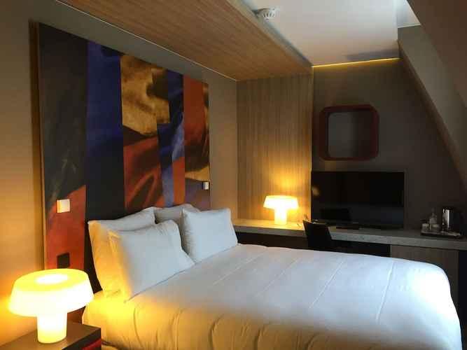 Room Mercure Paris Alesia