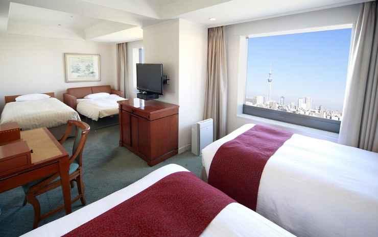 HOTEL EAST 21 TOKYO