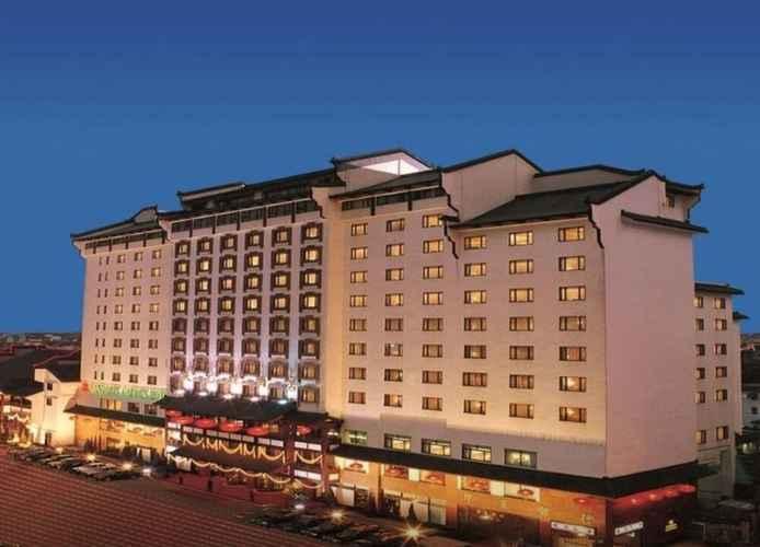 Featured Image โรงแรมแมนดารินการ์เด้น