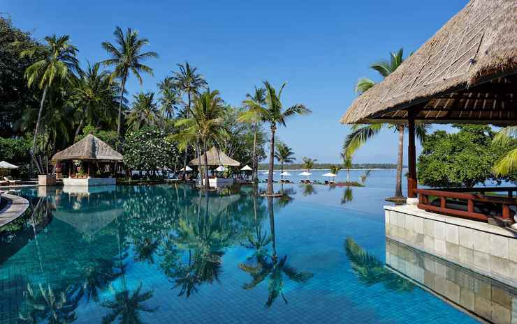 The Oberoi Beach Resort, Lombok