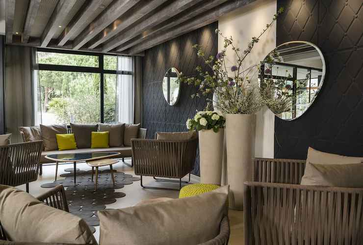 Hotel Spa Les Bains D Arguin By Thalazur Arcachon France
