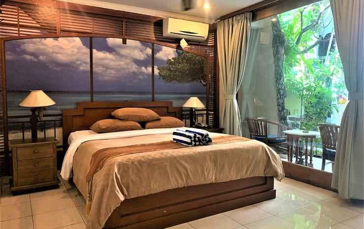 Sus Beach Cottages 1 Bali - Kamar Superior, 1 Tempat Tidur King