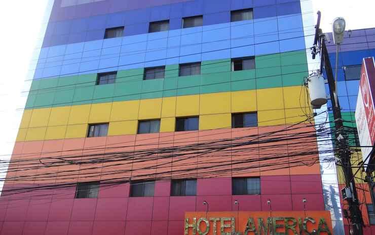 Hotel America Clark