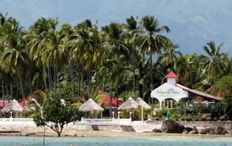 Whispering Palms Island Resort Cebu