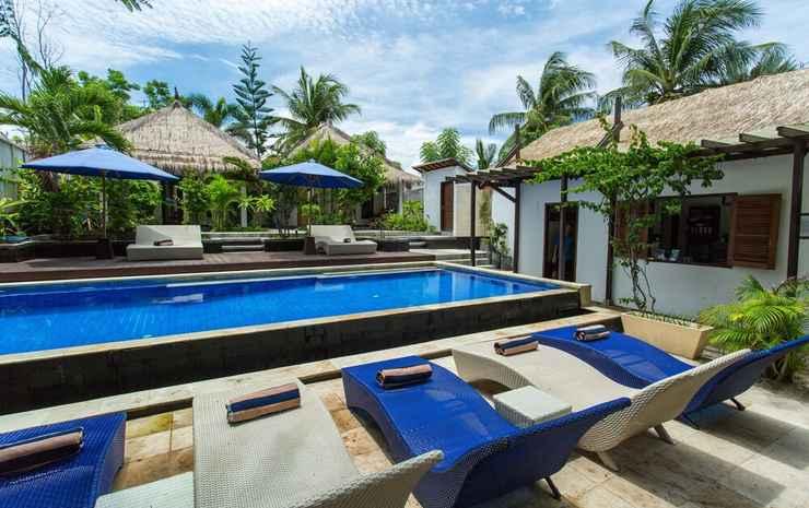 Bale Sampan Bungalows Lombok -