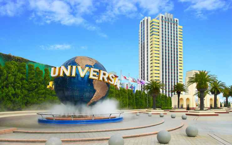 THE PARK FRONT HOTEL AT UNIVERSAL STUDIOS JAPAN